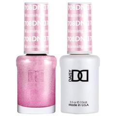 DND Duo Gel Matching Color - 708 Warming Rose