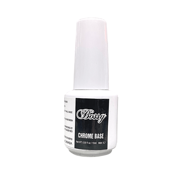 Bossy Gel - Chrome Base (15 ml)
