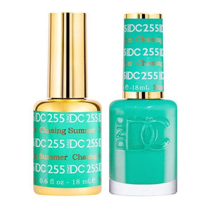 DND DC Duo Gel Matching Color - 255 SUMMER CHASING