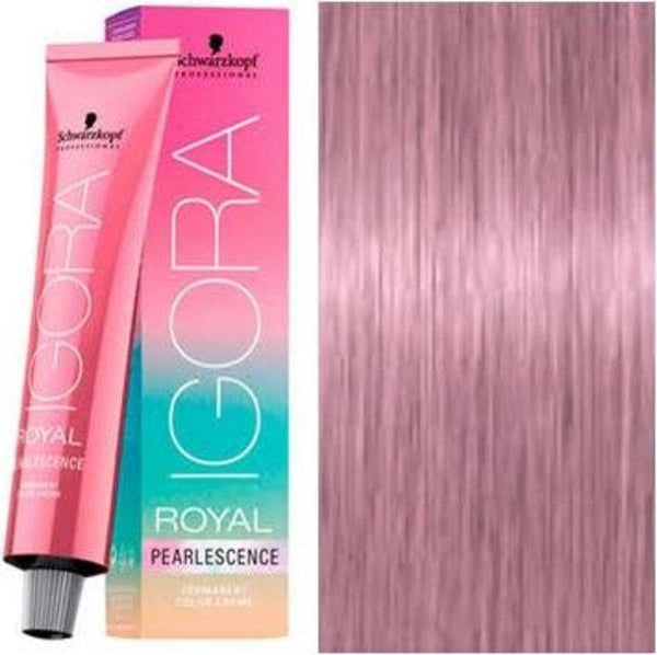 Schwarzkopf Permanent Color  - Igora Royal PearlEscence #P9.5-89 Pastel Candy