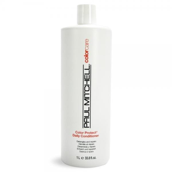 Paul Mitchell - COLOR CARE - Color Protect Daily Shampoo & Conditioner (Set 2x1L/33.8oz)