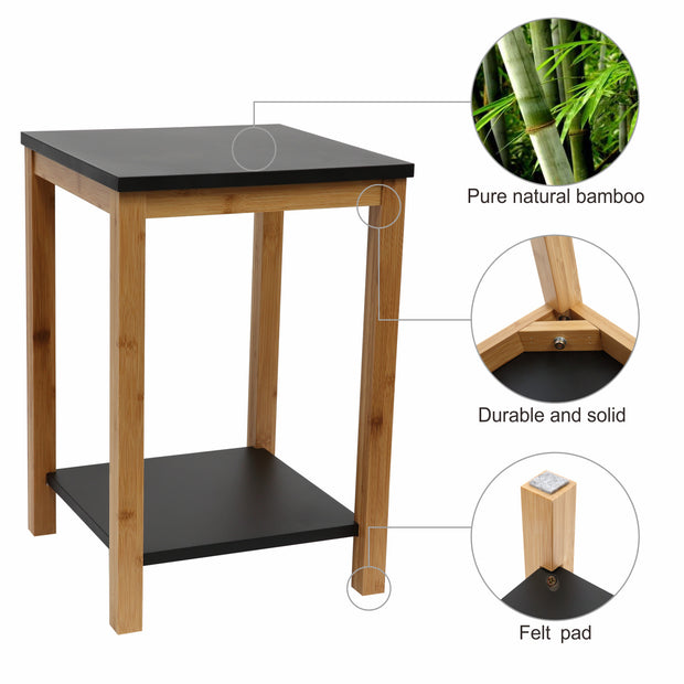 BAMEOS elegant Side Table for bedroom