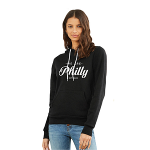 Heather Black Hoodie