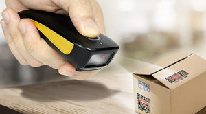 Electric Bar Code Scanner