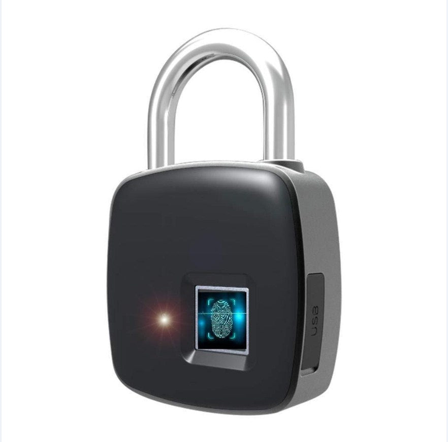 Smart Lock™️- Fingerprint Lock