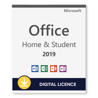 Office 2019 Home & Student Digital License | 32bit/64bit | FPP - Retail