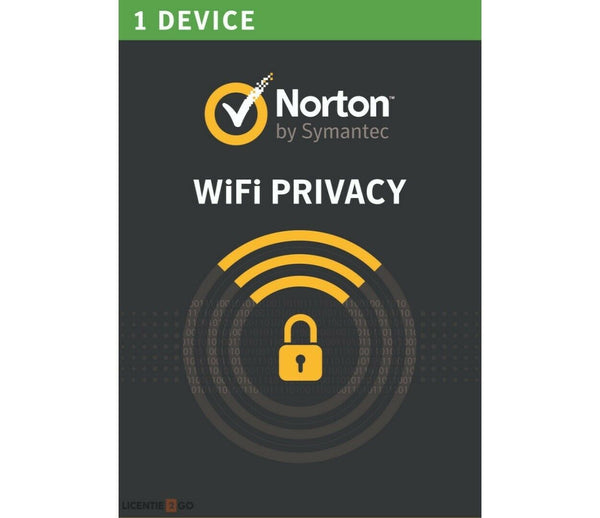 Norton Wifi Privacy Secure VPN 2020 | 1 year | 1 device | ESD