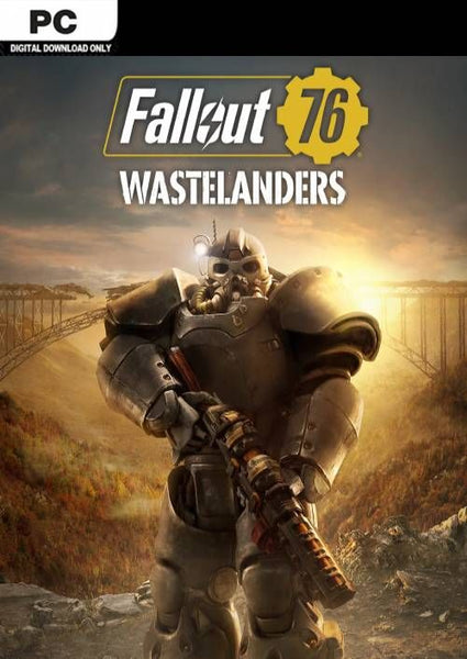 Fallout 76: Wastelanders | PC | Steam | Region: EMEA | Digital Download
