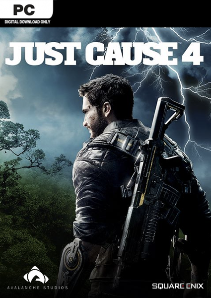 Just Cause 4 P+ DLC | PC | Steam | Worldwide | Digital Download