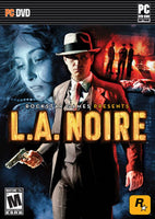 L.A. Noire Complete Edition  | PC | Rockstar Games | Worldwide | Digital Download