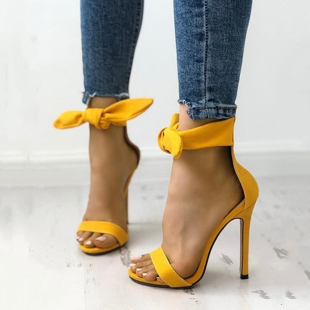 Hot Date Night Sandals
