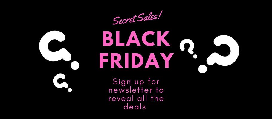 BillionDollarBabyStory Black Friday Secret Sales