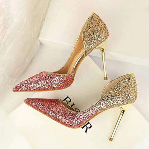 cute pumps for weddings