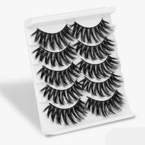 3D Mink Hair False Eyelashes 5 packs