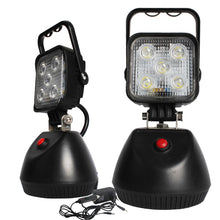 "Load image into Gallery viewer, LED 3.5"" Rechargeable 15W LED Work Light"