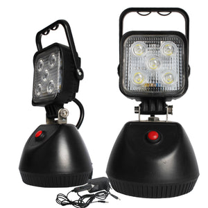 "LED 3.5"" Rechargeable 15W LED Work Light"