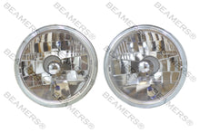 Load image into Gallery viewer, HID Sealed Beam Conversion Housing (Round or Square)