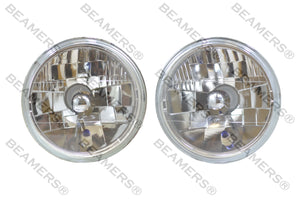 HID Sealed Beam Conversion Housing (Round or Square)