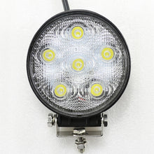 "Load image into Gallery viewer, LED 4.5"" Round Work Light (18W or 27W)"