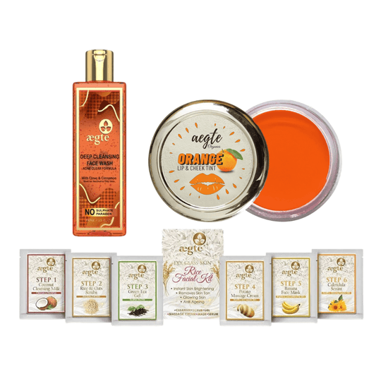 Aegte 100 % Organic naturally extracted Onion Hair Oil
