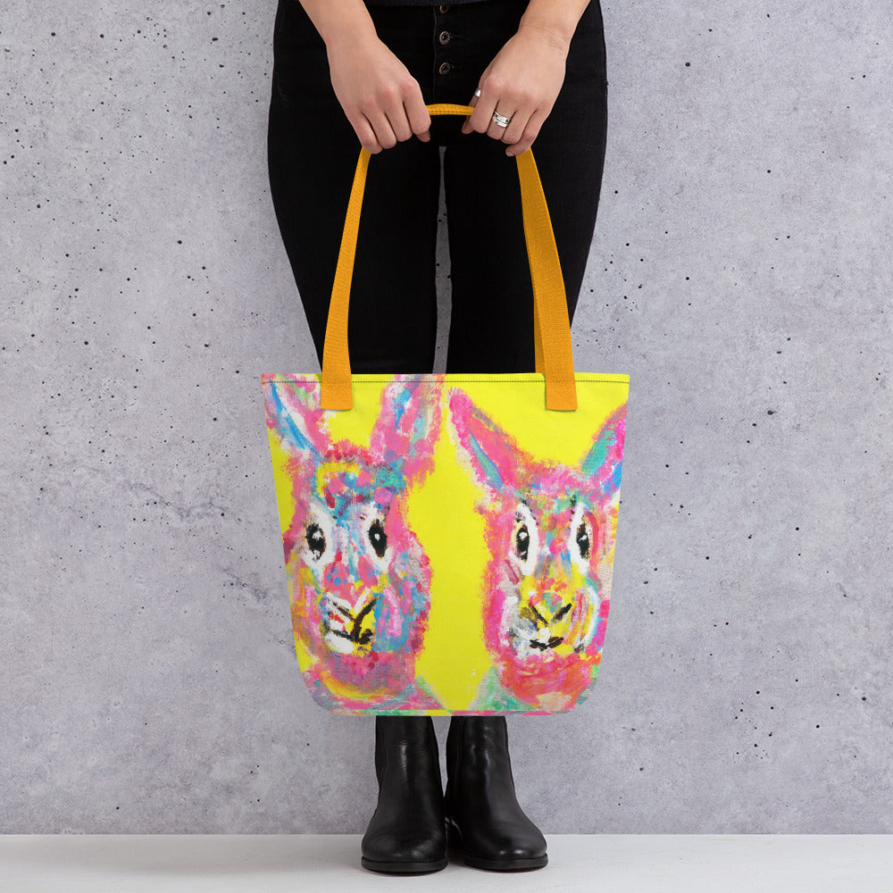 Rabbit Bros - Tote bag Bag 15