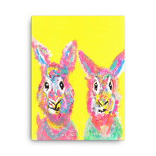Load image into Gallery viewer, Rabbit Bros-Graffiti Style Wall Art- Canvas