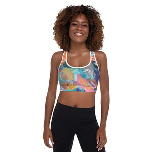 Padded Sports/Yoga/Gym Bra