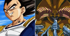 Dragon Ball Z: 10 cartes que Vegeta voudrait dans son deck