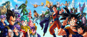 boutique dragon ball z