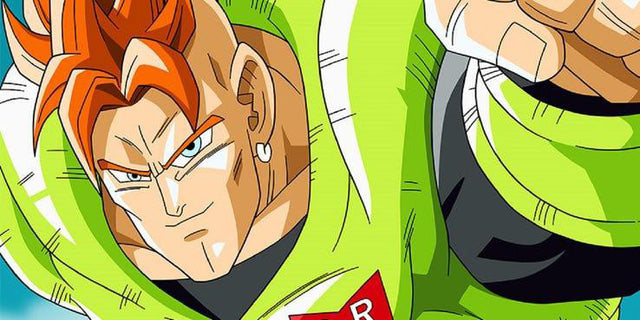 android 16 dragon ball - DBZ Store