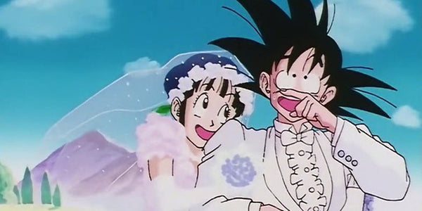 Goku married