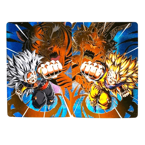 Carte Dragon Ball Z - Goku SSJ3
