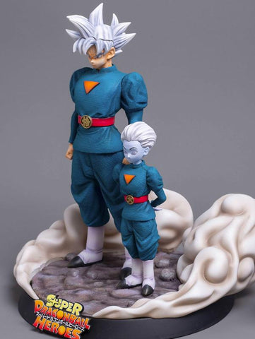Figurine Collector </br> Goku Heroes