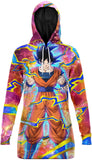 Robe Sweat DBZ</br> Saga Saiyan