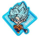 Patch Dragon Ball</br> Goku SSJ Blue