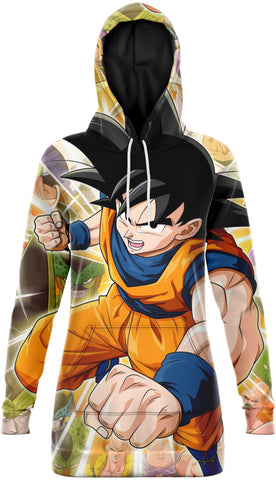 Robe Sweat DBZ</br> Son Goku