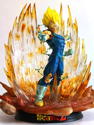 Figurine Collector </br> Majin Vegeta
