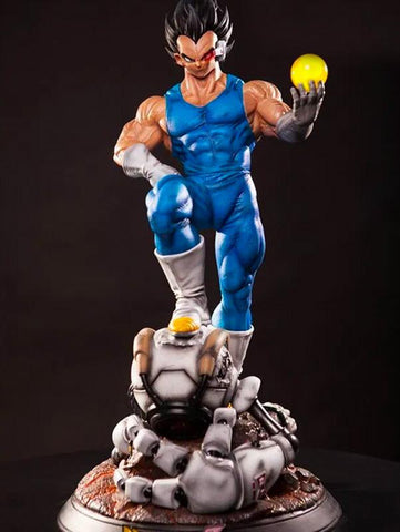 Figurine Collector </br> Fierté Vegeta