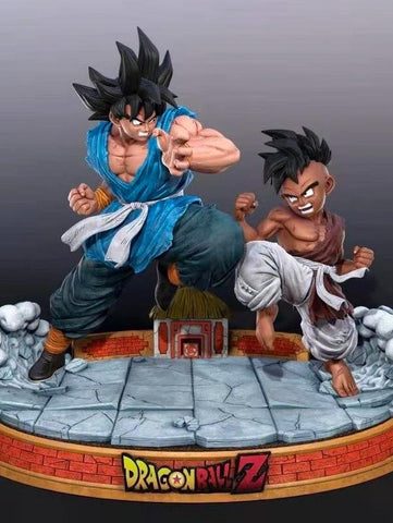 Figurine Collector </br> Goku vs Uub