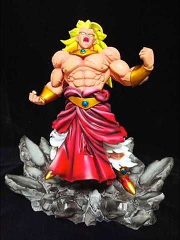 Figurine Collector </br> Broly Super Saiyan