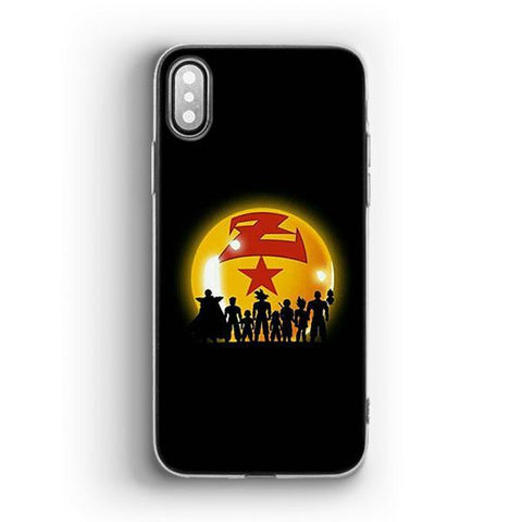 Coque DBZ iPhone<br/> Boule de Cristal