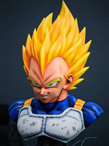Figurine Collector </br> Buste Vegeta Super Saiyan