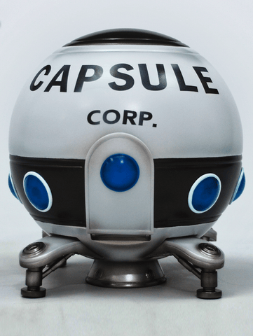 Figurine Collector </br> Capsule Corporation