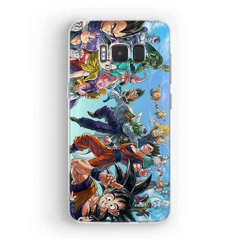 Coque DBZ Samsung<br/> Héros Dragon Ball
