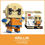 Lego Dragon Ball </br> Krilin