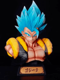 Figurine Collector </br> Gogeta SSJ Blue