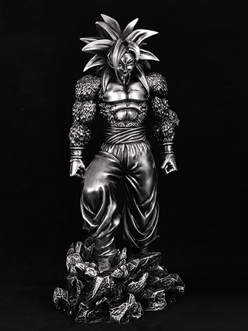 Figurine Collector </br> Goku SSJ4