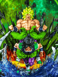 Figurine Collector </br> Broly