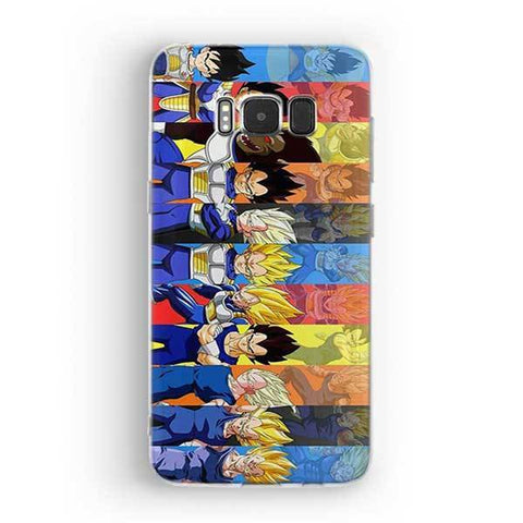 Coque DBZ Samsung<br/> Vegeta Evolution