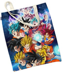 Tote Bag Dragon Ball</br> Formes Goku